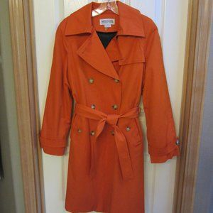 Michael Kors Trench Coat with Removable Liner